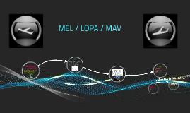 MEL / LOPA / MAV