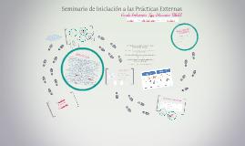Seminario de Iniciación a las Prácticas Externas