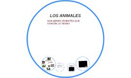 Copy of LOS ANIMALES