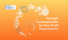 AGIA Strat Communication for Non-Profit Organisations