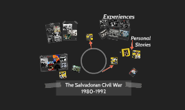 Copy of El Salvador: The Civil War