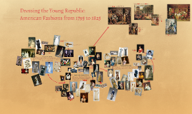 Dressing the Young Republic: American Fashions from 1795 to 1825