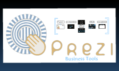 Business prezi template