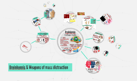 Breinkennis & Weapons of mass distraction