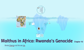 Malthus in Africa: Rwanda's Genocide