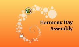 Harmony Day Assembely