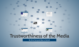 Trustworthiness of the Media