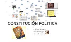 Copy of CONSTITUCION POLITICA DE 1821-1832