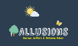 Allusions Project