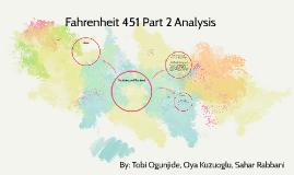 Fahrenheit 451 Part 2 Analysis
