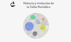 Historia y evolucin de la tabla peridica by 12 13 on prezi urtaz Image collections