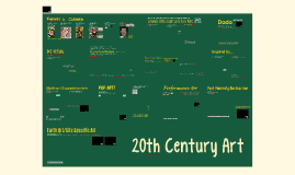 20th c - Art