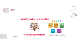 CM5702: Working with communities for health promotion