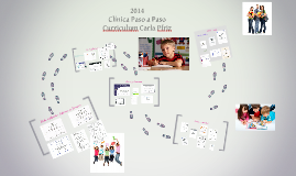 Curriculum Carla Píriz