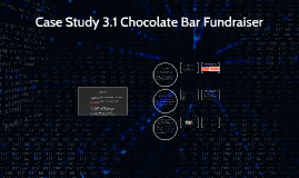Case Study 3.1 Chocolate Bar Fundraiser