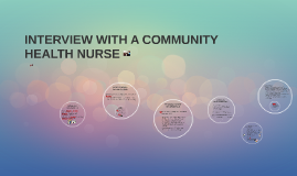 INTERVIEW WITH A COMMUNITY HEALTH NURSE