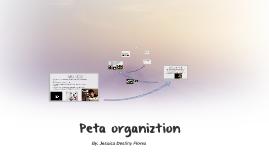 Copy of Peta organiztion