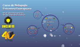 Curso de Pedagogia - Unicentro/Guarapuava