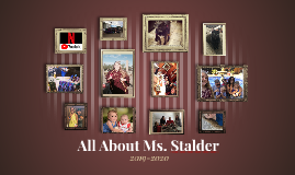 All About Miss Stalder