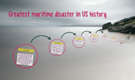 Greatest maritime disaster in US history