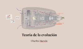 Copy of Teoría de la evolución