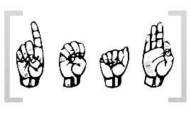 Copy of Sentence-Final Pointing Signs in Spontaneous Signing in NGT (Sign Language of the Netherlands)