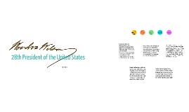 ♦ Woodrow Wilson ♦
