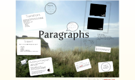 ENGL106 - Paragraphs