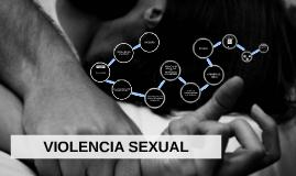 VIOLENCIA SEXUAL