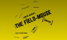 The Field-Mouse