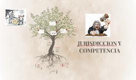 JURICDICION Y COMPETENCIA