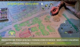 Projektowanie perma siedliska i permakultura w mieście