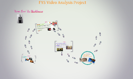 FYS Video Analysis Project