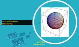 Glosario de Cálculo diferencial