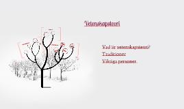 Copy of Vetenskapsteori