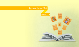 Copy of The Lorax: Cause & Effect