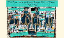 The Directory and Napoleon's rise to power, 1795–1799