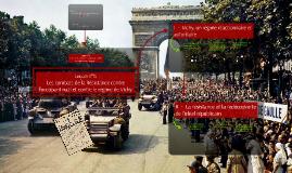 Les combats de la Résistance contre l'occupant nazi et contre le régime de Vichy