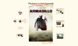 The heart is a hand grenade