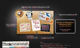 Serviço de Referência e Informação (SRI): conceito e importância