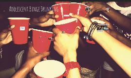 Adolescent Binge Drinking