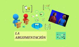 Copy of LA ARGUMENTACIÓN