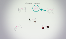 The Journey to Leading