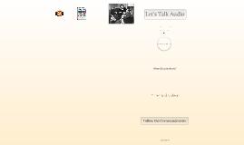 Ch. 11 Got Audio?