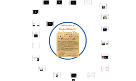 Declaration of Independence and Revolutionary War