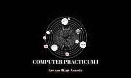 COMPUTER PRACTICUM I