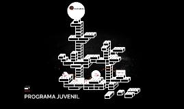 PROGRAMA JUVENIL