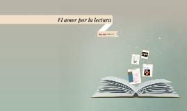 El amor por la lectura