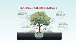 SEXTING ?,  CIBERBULLYING  ?