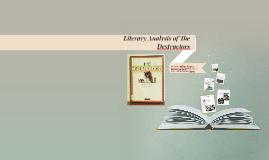 the destructors theme essay